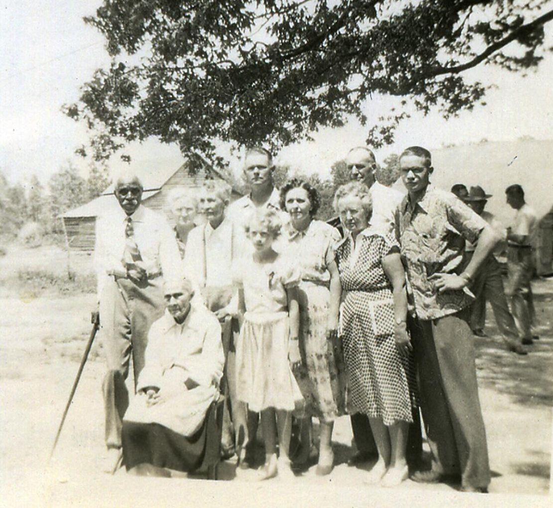 Cunningham Reunion, 1952