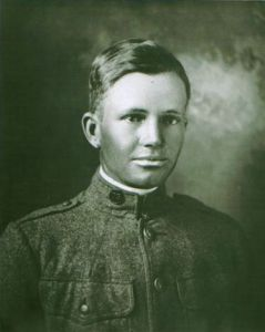 Herman Cunningham, WWI