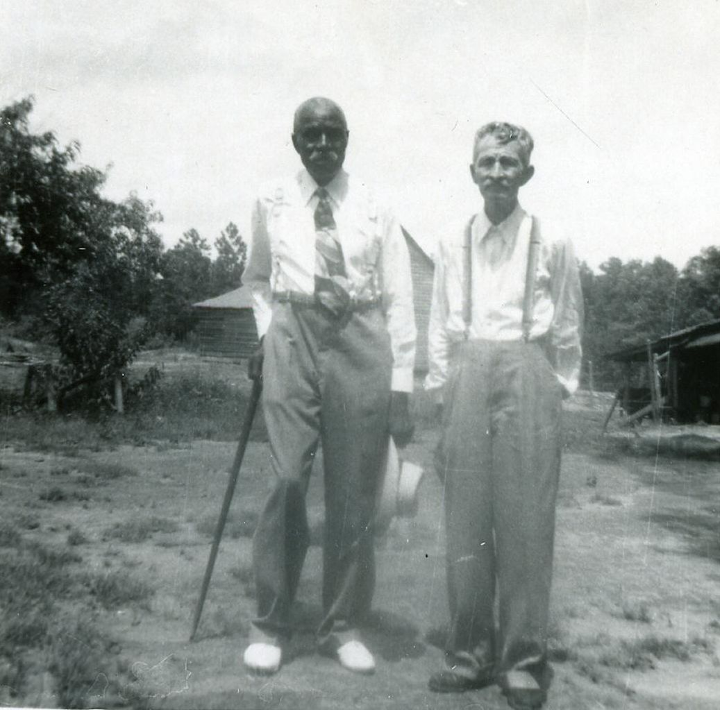 Johnson Franklin Cunningham and Amos Blakey Cunningham, 1951