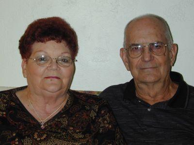 Granna and Papa, October 2005