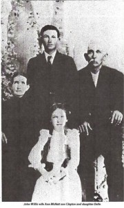 John L. Willis family