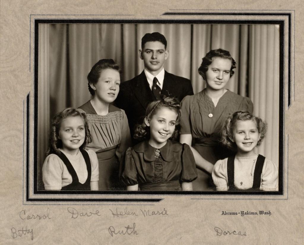 1940 Swier Children