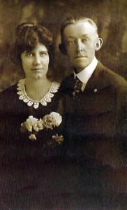 Laura Helen Schmidt and Walter Swier