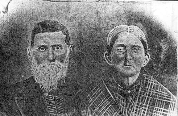 Littleberry Beasley and Margaret Etta Pugh